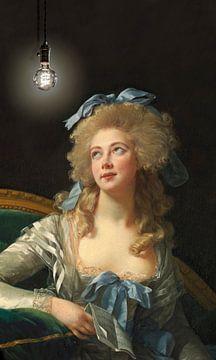 Madame Grand, Illuminated