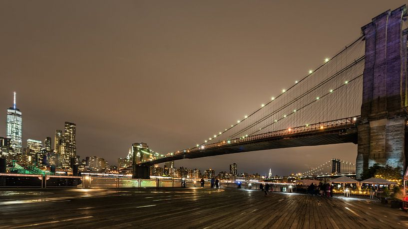 New York   Brooklyn Bridge Park van Kurt Krause