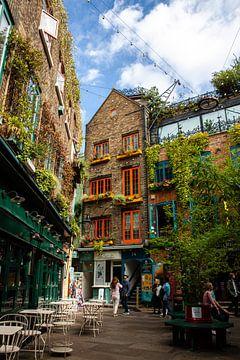 Neals Yard, London Engeland van Nynke Altenburg