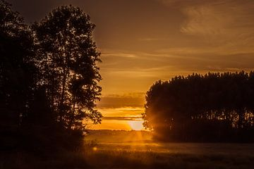 Sonnenuntergang von Dirk Smit