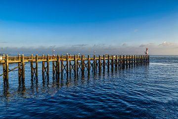Een pier bij Vlissingen. von Don Fonzarelli