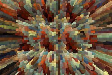 Blocks braun von Marion Tenbergen