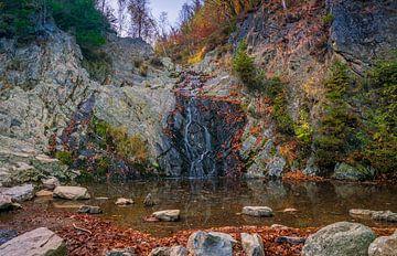Wasserfall der Bayehon von Jan Koppelaar