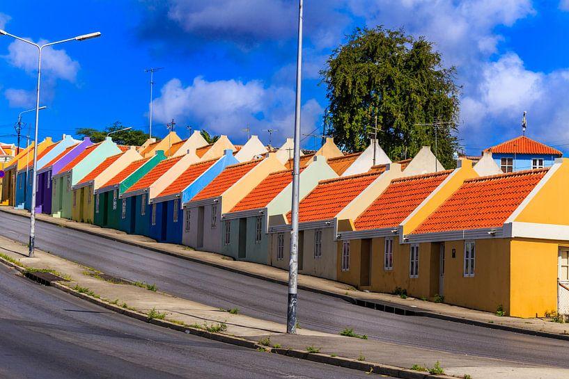Berg Altena op Curacao van René Holtslag