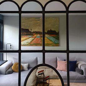 Photo de nos clients: Flower Beds in Holland sur Rebel Ontwerp, sur medium_13