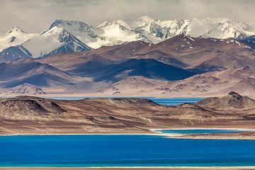 Karakulsee in Tadschikistan von Paul de Roos