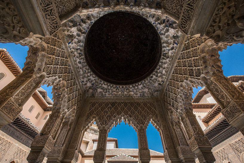 Alhambra, Granada van Martijn Smeets