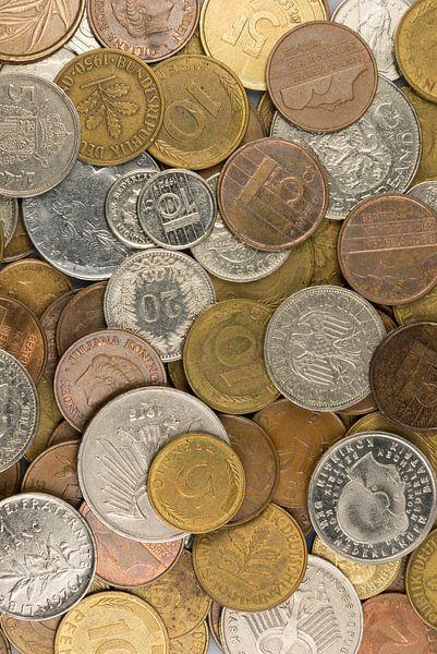 Oud munt geld van Tonko Oosterink