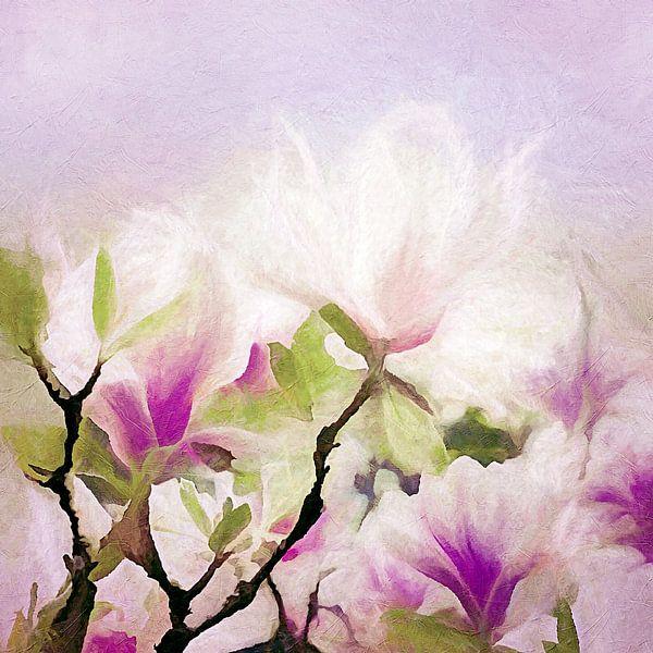 Magnolia - 2021 van Andreas Wemmje
