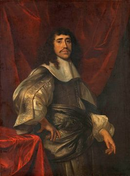 Porträt eines Mannes, Jacob van Loo