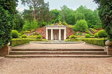 Prachtige Engelse tuin van Anouschka Hendriks
