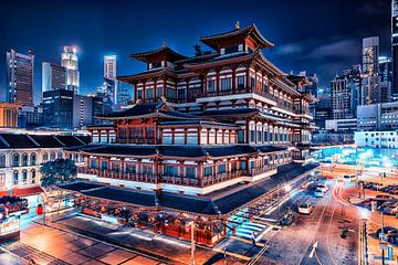 Chinatown van Manjik Pictures