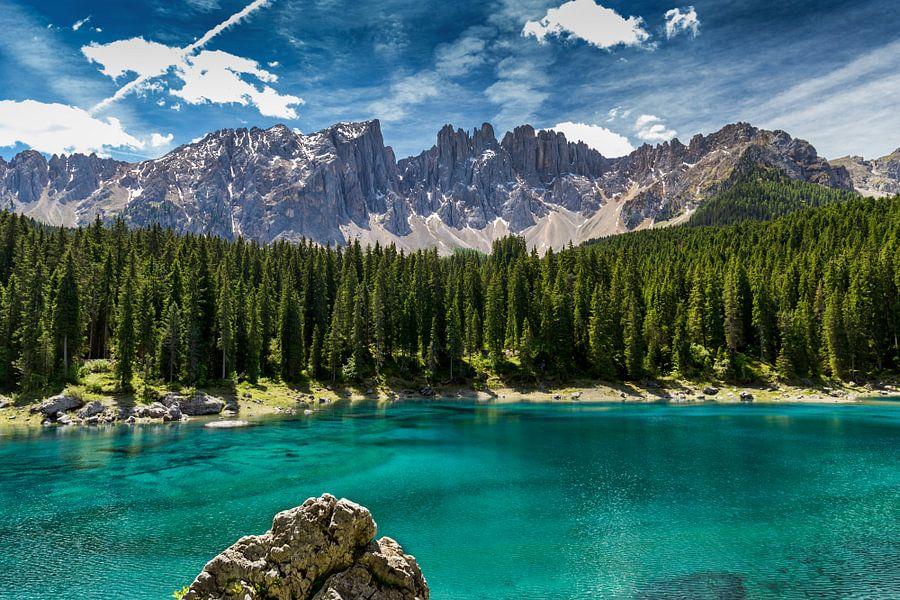 Lago di Carezza - Dolomieten