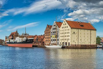 Gdansk Poland van Gunter Kirsch