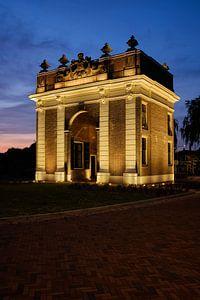 Koepoort Middelburg Zeeland von Dennis Elshout