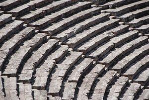 Amfitheater trappen sur Roy Koelewijn