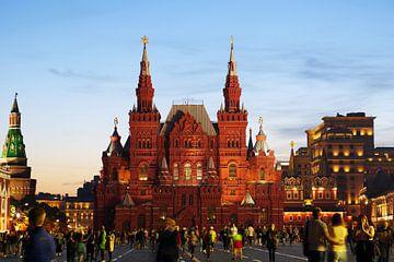 Nationaal Historisch Museum, Moskou van Andrew Chang