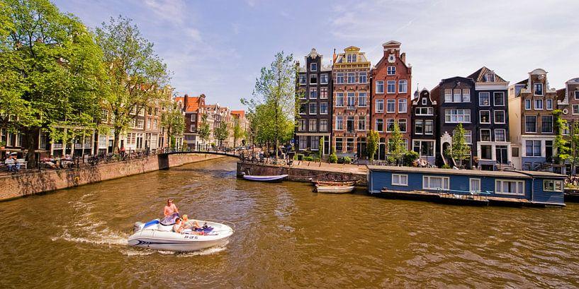 Brouwersgracht-Herengracht Amsterdam van martien janssen