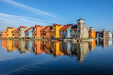 Reitdiephaven | Groningen sur Laura Maessen