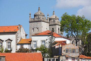 Kathedrale Se do Porto, Porto, Distrikt Porto, Portugal, Europa