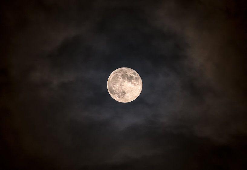 Super Maan met wolken van Wad of Wonders
