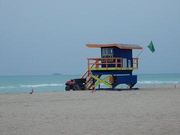 Miami Beach van Fred van den Brink