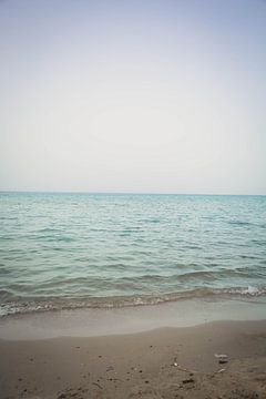 Strand van Griekenland van shanine Roosingh