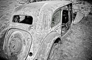 Citroën in verval