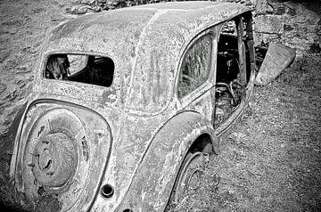 Citroën in verval van