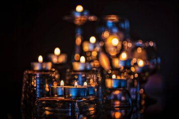 La lumière dans l'obscurité sur Rob Boon