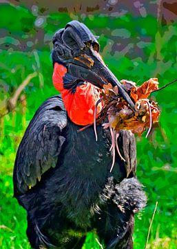 Hornbill van Leopold Brix
