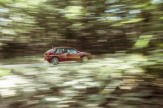 Lancia Delta Integrale Evo 2 Final Edition At speed