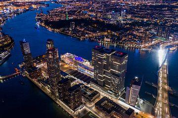 Luchtfoto: Rotterdam van