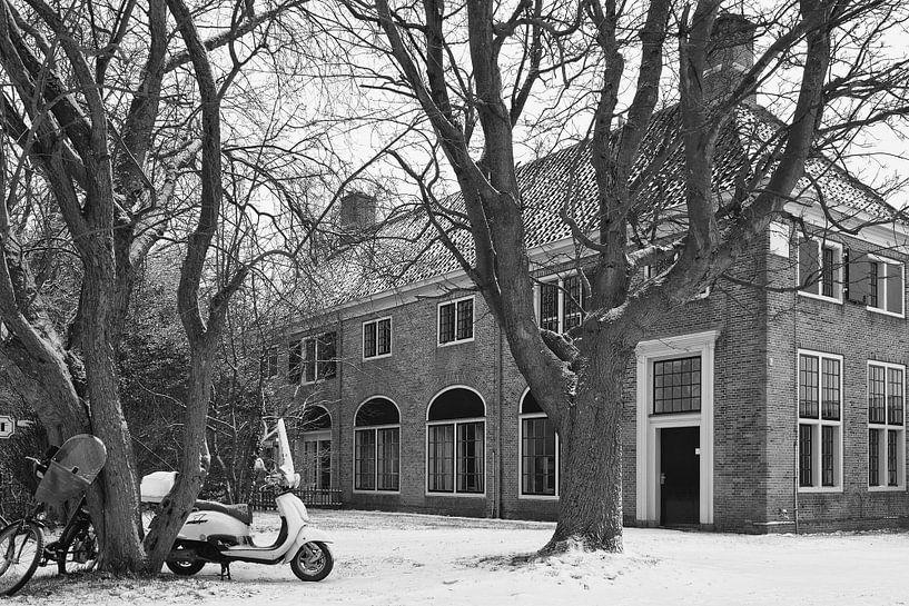 De orangerie, Slot Assumburg van Paul Beentjes