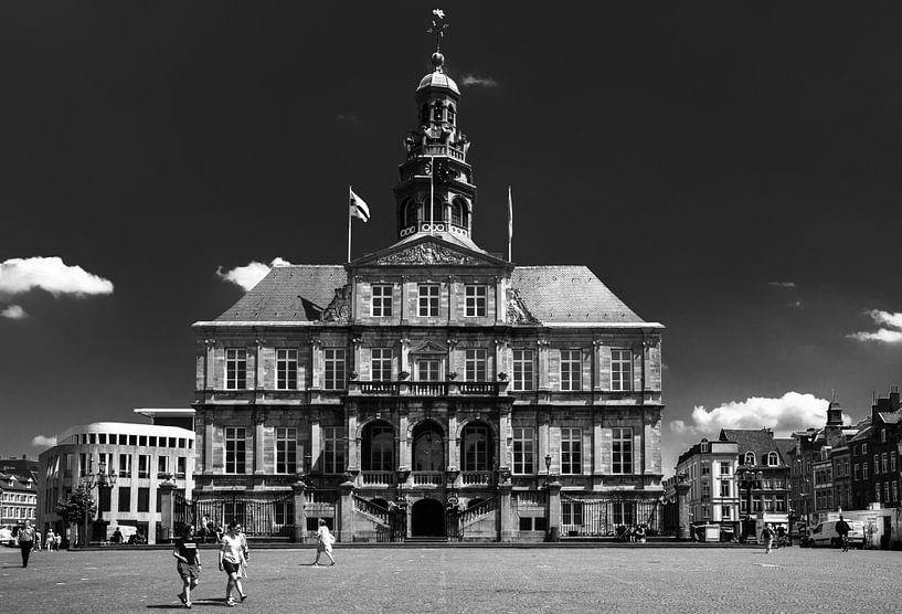 Stadhuis Maastricht van Leo Langen