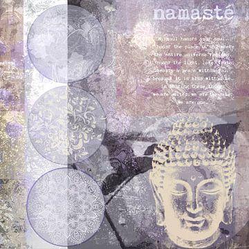 Boeddha kunst van Carmen Varo