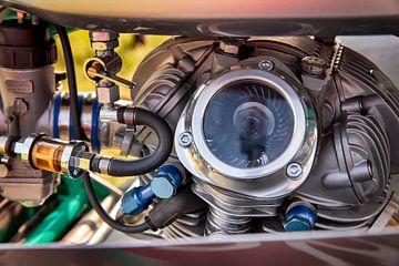 Ducati King-Achse von Rob Boon