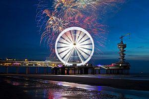 Das International Fireworks Festival Scheveningen