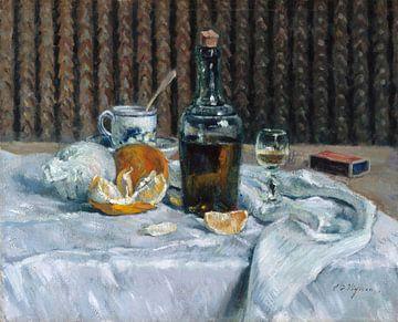 Stilleven met sinaasappels, Victor Vignon van