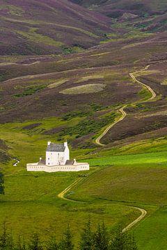 Corgarff Castle Cairngorms Schotland van Dirk van Egmond