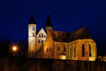 Klooster van onze lieve vrouwen in Maagdenburg van Heiko Kueverling