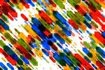 Color Cubic van