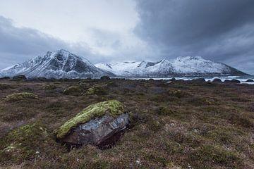 Noorwegen Winter Landschap van marcel wetterhahn