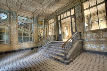 Verlassenes Sanatorium von Esther de Wit