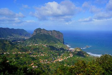 Portela, Madeira sur Michel van Kooten