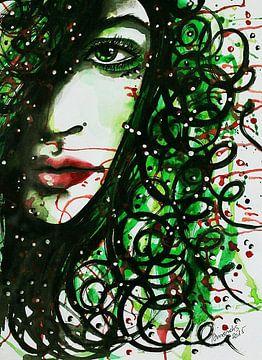 """""""GREEN"""" van Marcella Mandis"""