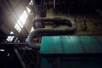 verlassener Stahl von Kristof Ven