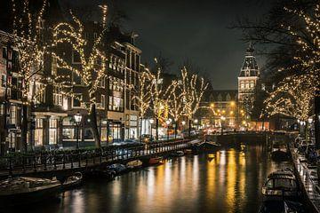 Amsterdam Spiegelgracht van Angel Flores
