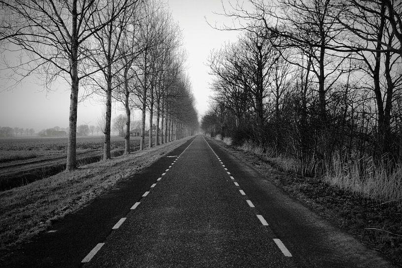 Endlose Straße von Harry Kool