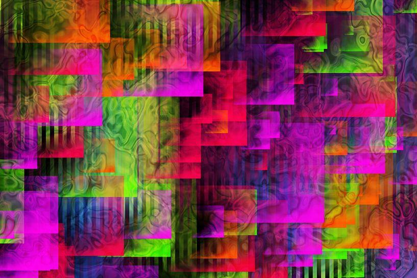 Abstractart : Harmonie van Michael Nägele